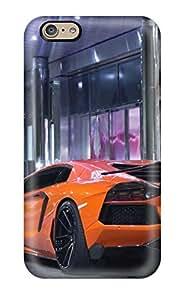 Hot XuqjHjW1515LuTnu Lamborghini Adventador Tpu Case Cover Compatible With Iphone 6