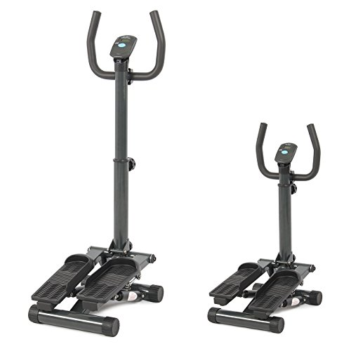 Stepping Machine Exercise Stepper Handle Bar Step Stair Climbing Indoor