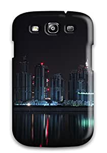 Galaxy S3 NEJCPkK4547aEioB Dual Monitors Zombie Tpu Silicone Gel Case Cover. Fits Galaxy S3