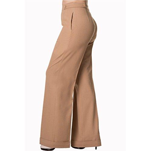 Banned - Pantalón - para mujer Beige