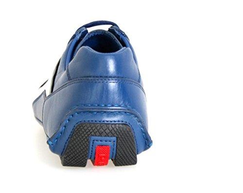 Prada Heren 4e2791 Lederen Sneaker