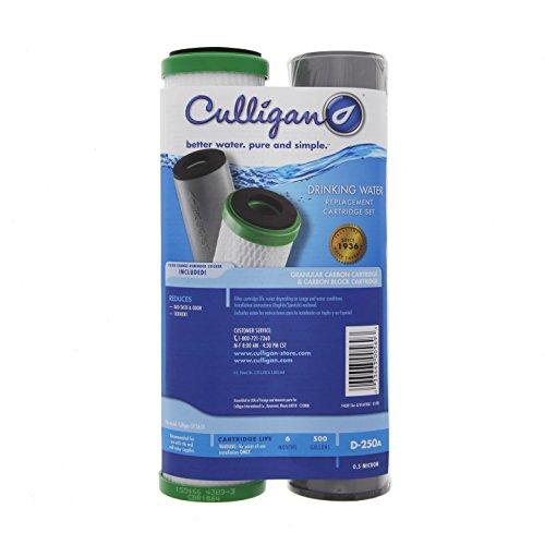 - Culligan D-250A Cartridge Set