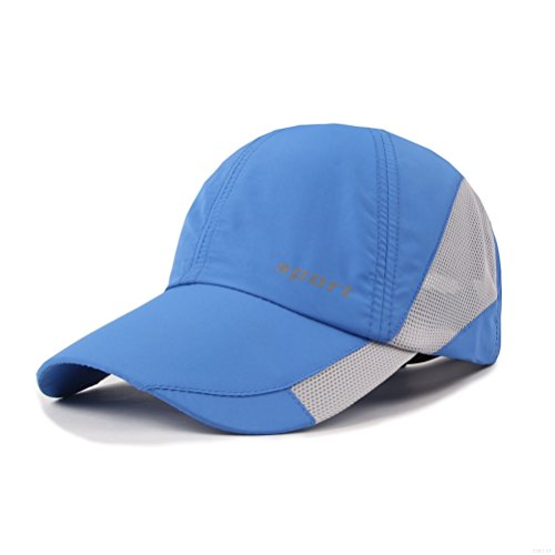 Light Weight Breathable Run Baseball Hat Outdoor Quick Dry Sport cap - Run Hat
