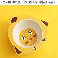 Vajilla para niños de Fibra de bambú Dibujos Animados creativos ...