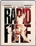 Rapid Fire - Twilight Time [1992] Blu-ray