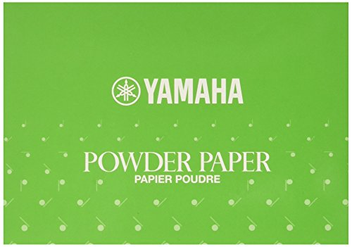 Yamaha YAC-1094P Powder Paper for wind & woodwind musical instruments from YAMAHA