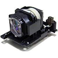 OEM Dukane Projector Lamp, Replaces Model ImagePro 8958H-RJ with Housing