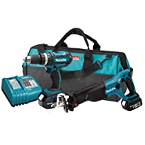Makita LXT224 2-Piece 18-Volt Combo Kit