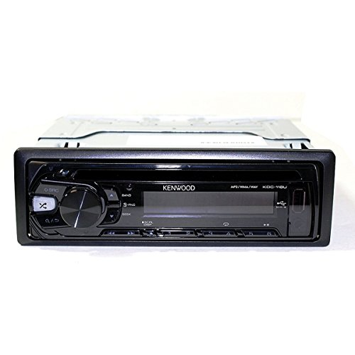 Kenwood KDC-118 In-Dash 1-DIN CD Car Stereo Receiver with Front AUX - Shopping Kenwood
