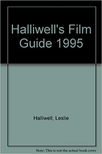 Halliwell's Film Guide 1995