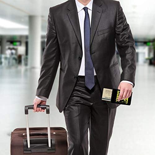 The Cramps ザ・クランプス パスポートケース パスポートカバー メンズ レディース パスポートバッグ ポーチ 携帯便利 シンプル 収納カバー PUレザー収納抜群 携帯便利 海外旅行 出張 小型 軽便