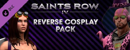 Saints Row IV - Reverse Cosplay Pack [Online Game - Online The Row