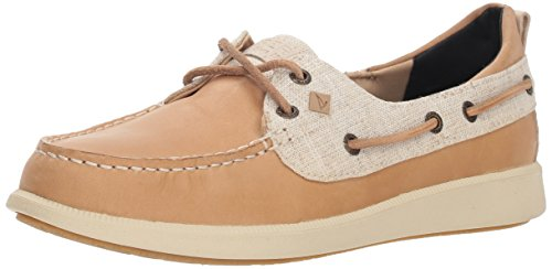 Boat Linen M Shoe Dock 8 Us Sperry Oasis Women's qOwBtWnxzA
