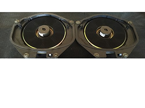 2004 04 NISSAN MAXIMA PAIR OF SPEAKERS REAR BOSE