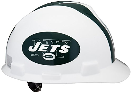 New York Jets Hard Hats, NFL Hard Hats, Custom Hard Hats