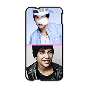 Happy Austin Mahone sunshine boy Cell Phone Case for HTC One M7