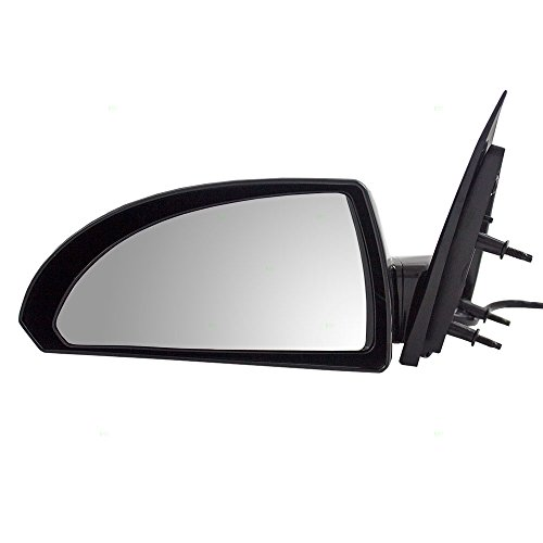 Drivers Power Side View Mirror Base w/Housing Replacement for Chevrolet Impala & Limited 20759191 - Aftermarket Impala Mirror