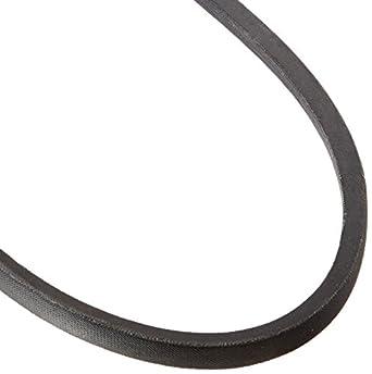 D/&D PowerDrive A55 or 4L570 V Belt  1//2 x 57in  Vbelt