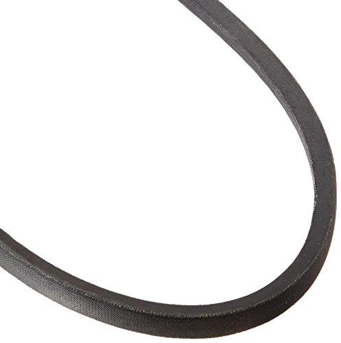 BESTORQ A55 or 4L570 Rubber V-Belt, Wrapped, Black, 57