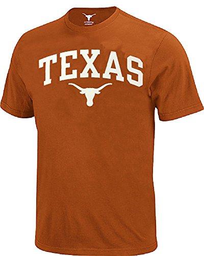 Texas Longhorns Mens Arch Orange T-shirt XX-Large