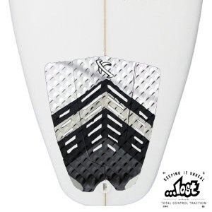 Lost Tabla de surf Whiplash Control total tracción cola), color blanco