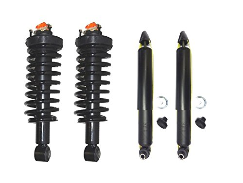 dta-70013-full-set-2-front-complete-struts-with-springs-and-mounts-2-rear-shocks-4-pc-set-2003-2011-