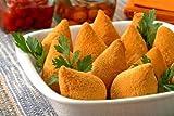 Brazilian Coxinha De Frango Chicken Croquettes 50 Pieces