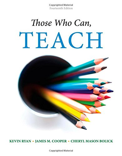 Those Who Can,Teach