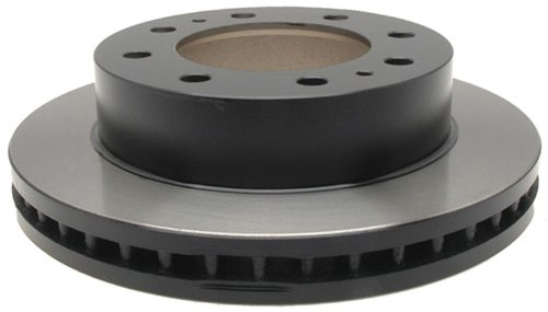 ACDelco 18A1206 Professional Front Disc Brake Rotor