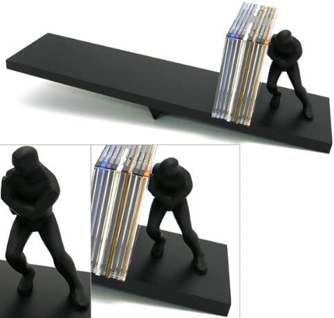 Wrapables Macho Man CD Holder