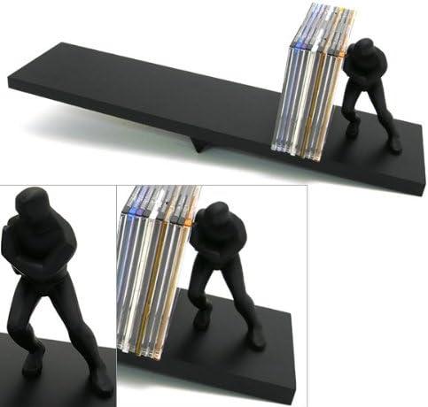 Wrapables Macho Man CD Holder – Pushing