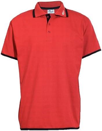 KS Tools 985.0152 - Polo, talla M, color rojo y negro: Amazon.es ...