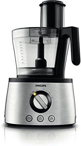 Philips Avance Collection HR7778 - Robot de cocina (Acero ...