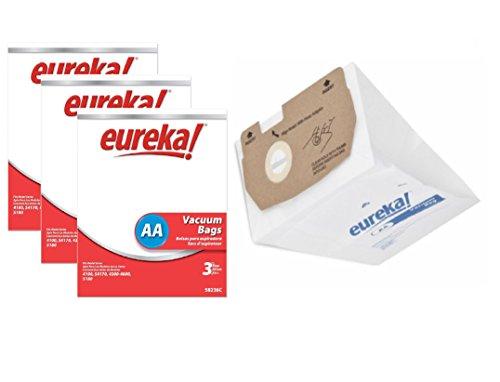 Eureka Whirlwind - Genuine Eureka AA Eureka & WhirlWind Vacuum Bag 9-