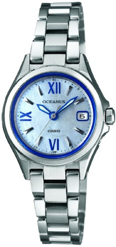 CASIO watch OCEANUS Solar radio controll watch OCW-70PJ-7AJF for women (Japan Import)