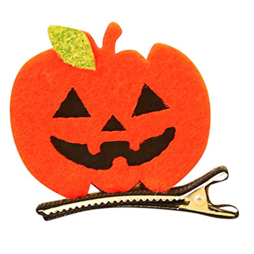 Halloween hair accessories for Kids,iOPQO infant girls Hair clip hair headband