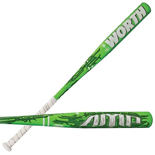 - Worth Amp ASA Slow Pitch Softball Bat (34-Inch/26-Ounce)
