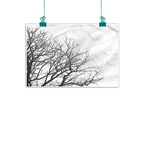 Unpremoon Black and White,Wall Hanging W 32