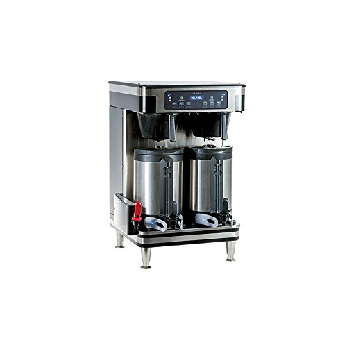 Bunn 51200.0104 Infusion Series Soft Heat Twin Brewer