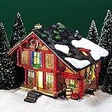 Dept 56 Alpine Village ** Heidi's Grandfather's House ** (56.56177)