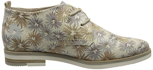 Boots 449 Desert Cream 25128 Beige MARCO TOZZI Flower Damen wqInF4