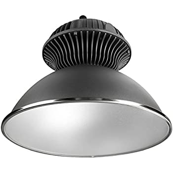 LE 55W LED High Bay Light Super Bright Commercial Lighting 150W HPS or MH  sc 1 st  Amazon.com : high bay led lighting - azcodes.com