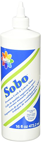 Plaid Enterprises, Inc. 800011602 Delta Sobo (16 Ounce), Glue, 16 ()