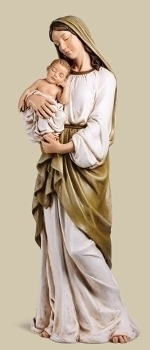 37'' Madonna And Child Joseph's Studio Scale by Roman