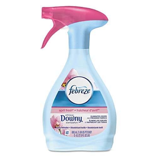Fabric Refresher & Odor Eliminator Downy April Fresh 27 oz S