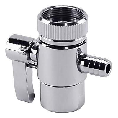 LASCO 09-2125 Faucet Aerator Diverter 1/4 Inch Barb