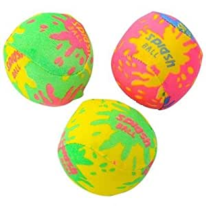 Small Splash Balls Water Bombs, Great Soker Balls for the Swimming Pool or Water Park (12)