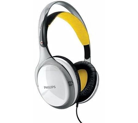 Casques et écouteurs PHILIPS SHL9560 BLANC
