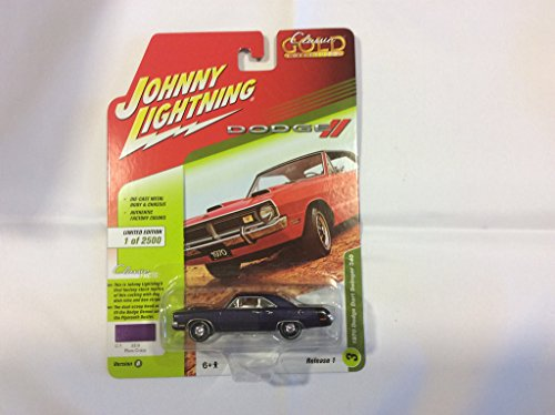 Johnny Lightning JLCG013 Classic Gold VER B 1970 Dodge Dart Swinger 340