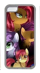 CSKFUiCustomonline My Little Pony Custom Transparent Rubber Back Cover for iphone 6 5.5 plus iphone 6 5.5 plus